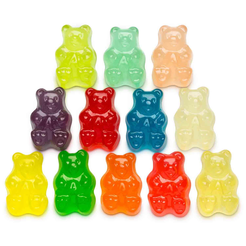 Twelve Flavor Gummi Bears