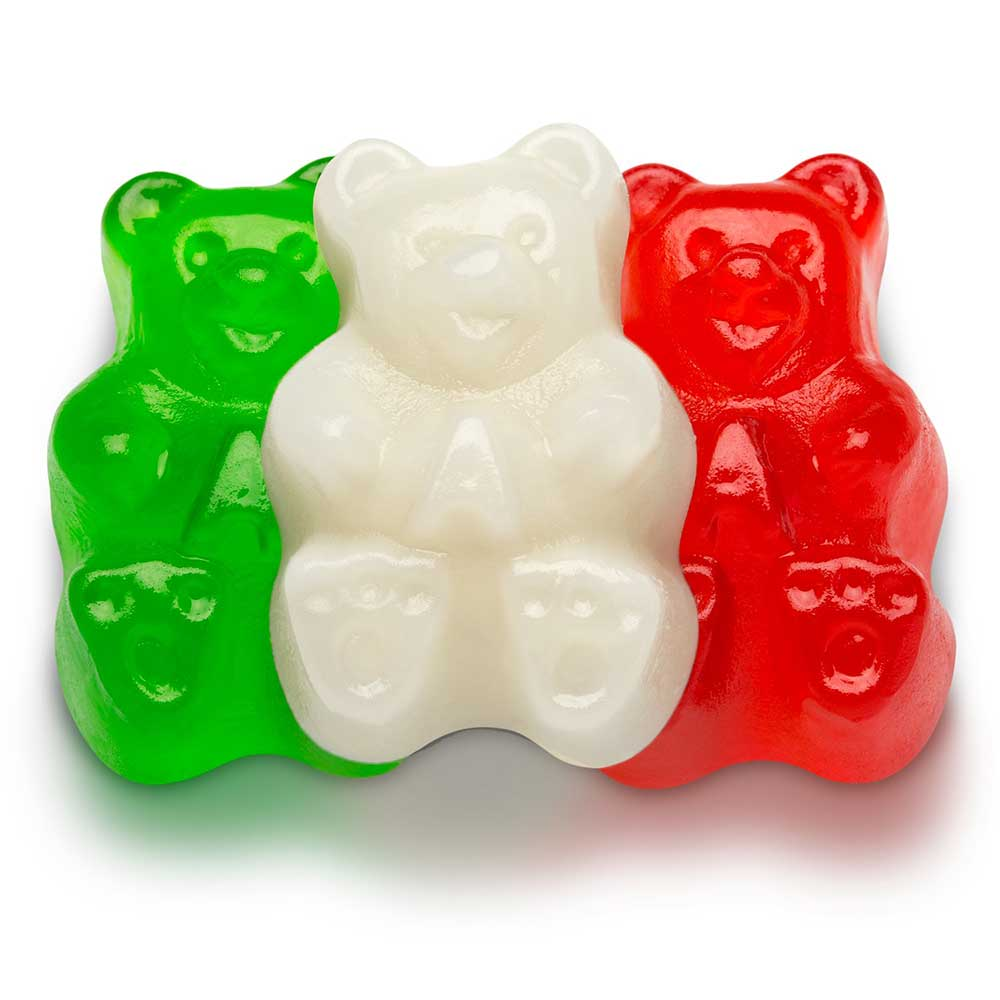 Christmas Bears Gummies