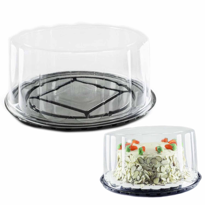 "Plastic Shell - 10"" Cake"