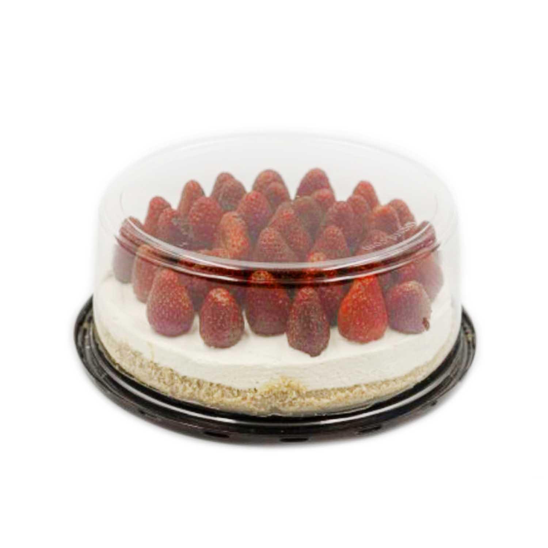 """Plastic Shell - 6"""" Cheesecake"""
