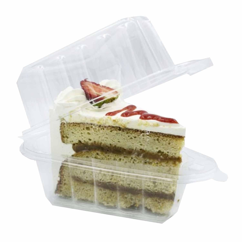 Pie & Cake Slice Plastic Shell