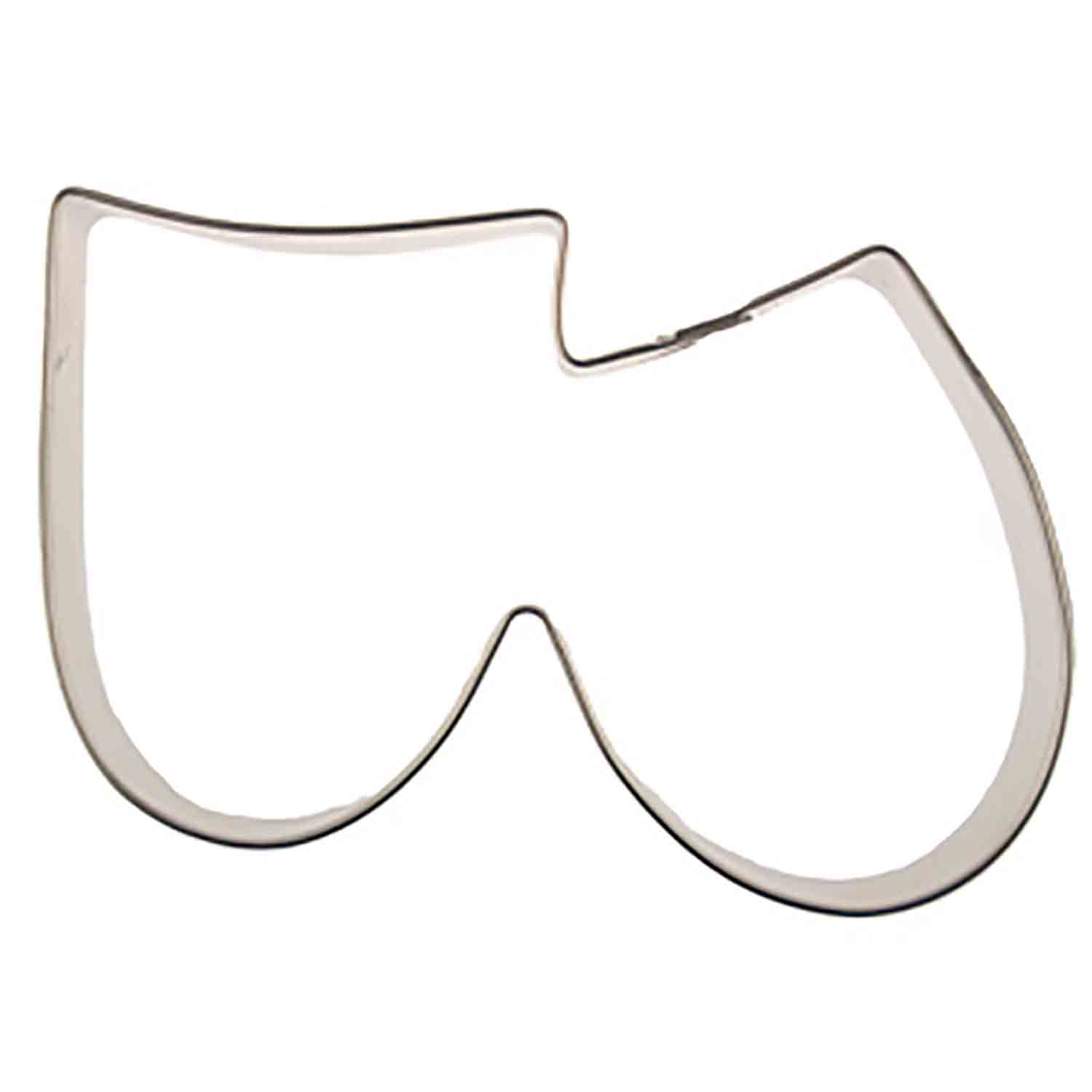 Comedy/Tragedy Cookie Cutter