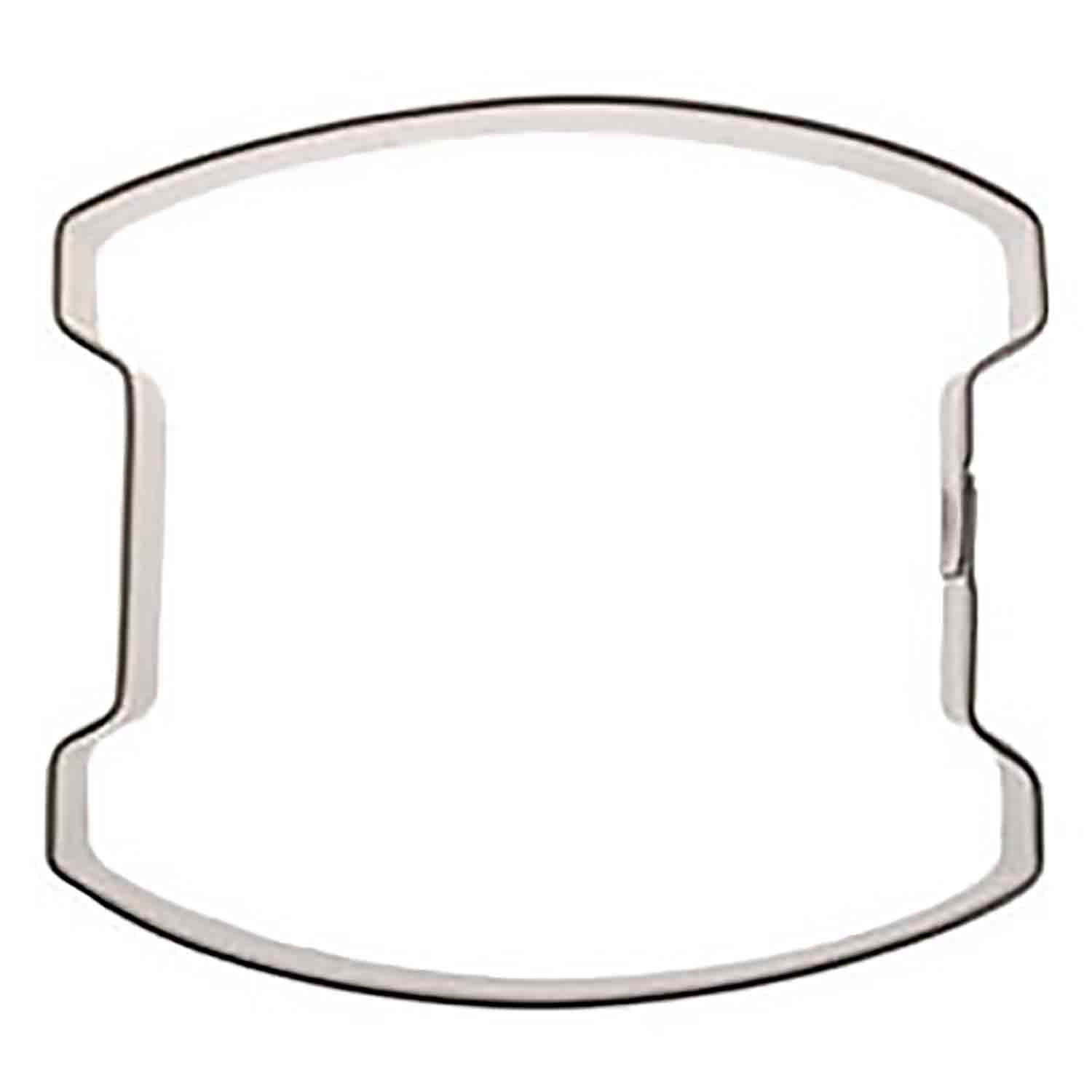 Drum Cookie Cutter