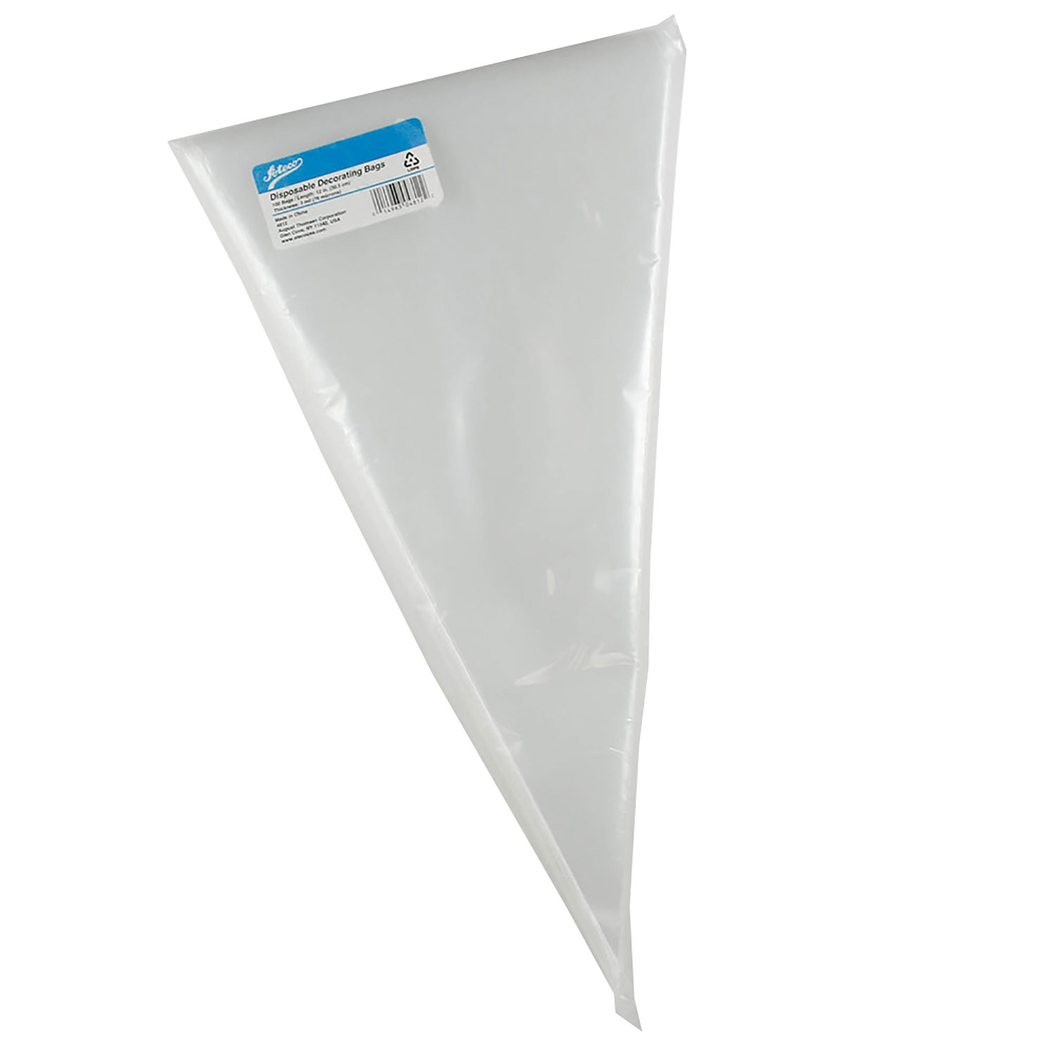 "12"" Disposable Decorating Bags"