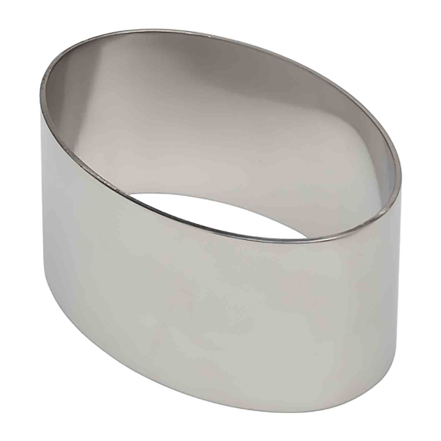Stainless Steel Oval Cookie Cutter