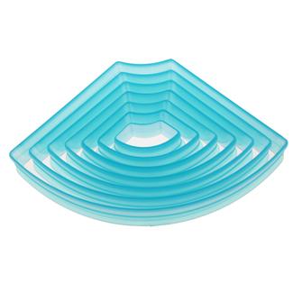 Fan Shape Plastic Cutter Set