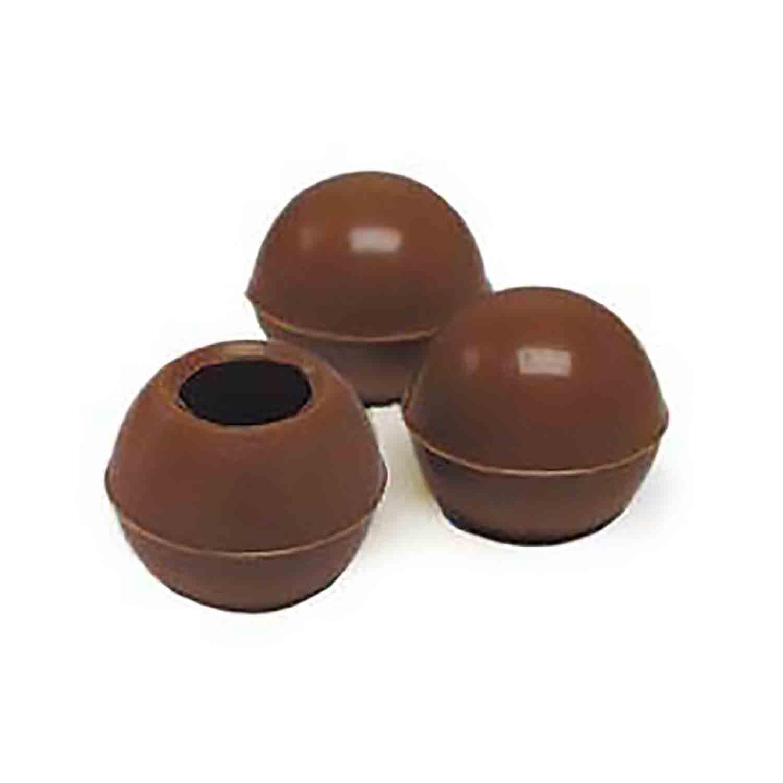 Milk Chocolate Truffle Shells