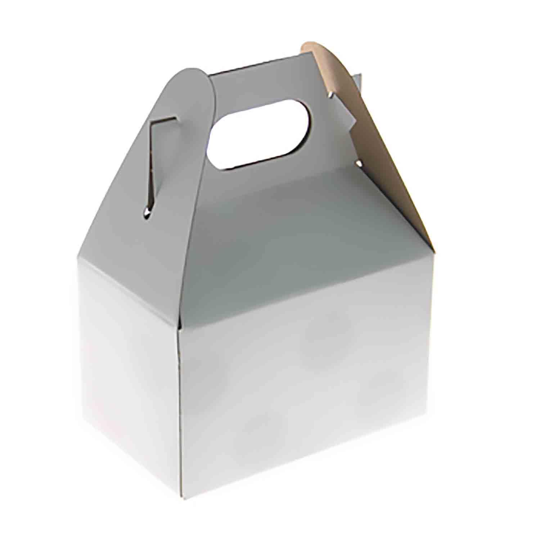 1/2 lb. Polka Dot Pearl Mini Treat Box