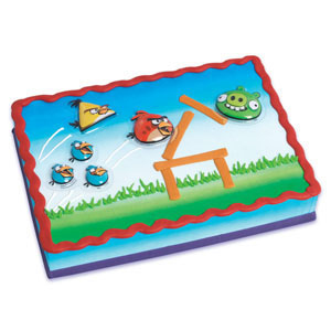 Pop Tops - Angry Birds