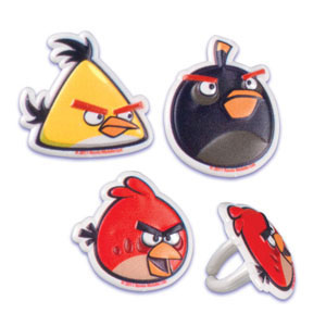 Rings - Angry Birds