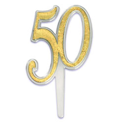 Picks- Gold Anniversary