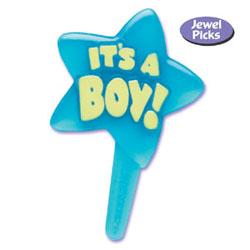 """""""IT'S A BOY!"""" Blue Stars Picks"""