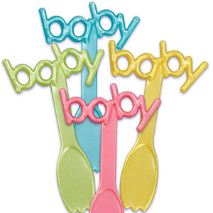 Picks - Baby Spoons