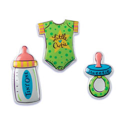 Pop Top- 3 Piece Baby Set
