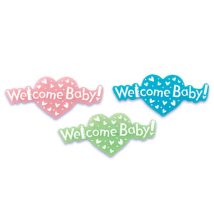 Welcome Baby Script