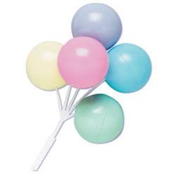 Balloon Cluster- Pastel