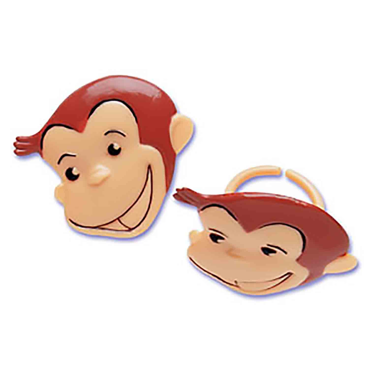 Curious George Rings