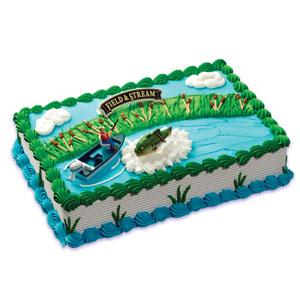 Field and Stream® Bass Fishing Cake Kit