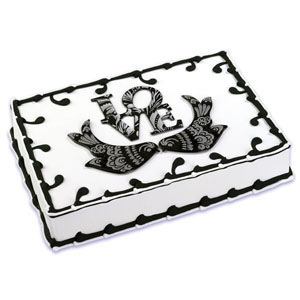 Love Bird Cake Kit