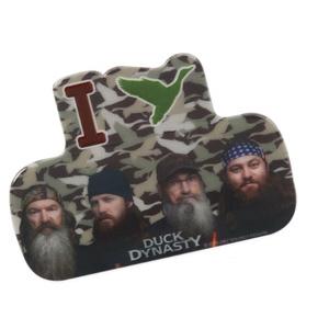 Duck Dynasty Prop-up Plaque