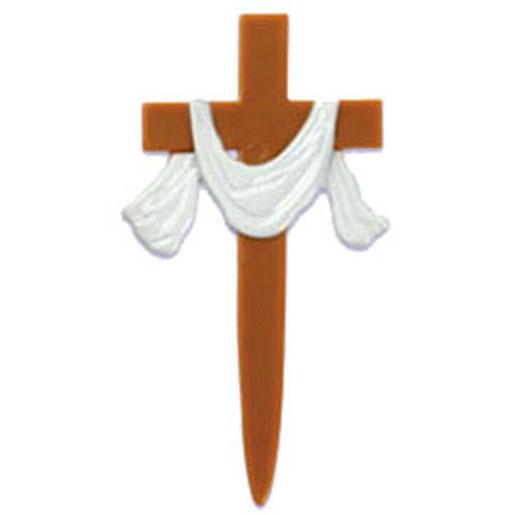 Easter Cross Pick