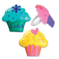Rings- Cupcakes