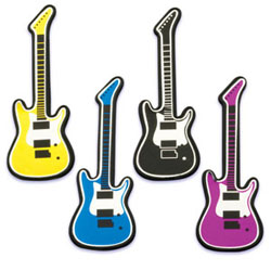 Guitar Topper