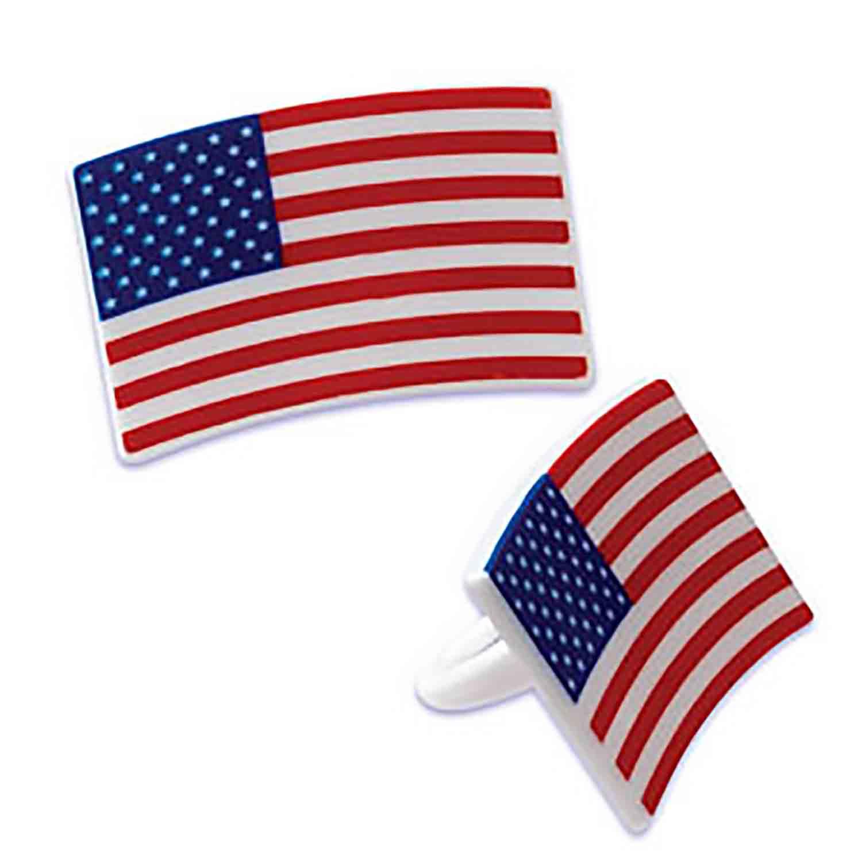 Rings - American Flag