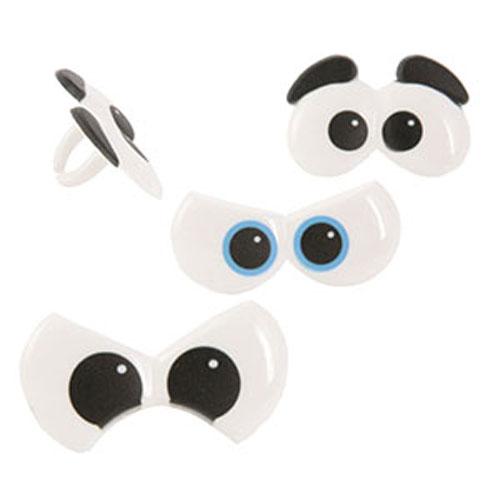 Halloween Eye Rings