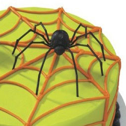 3-D Spider Adornment