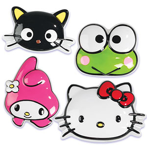 Hello Kitty and Friends Poptop Set