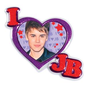 PopTop - Justin Bieber Magnet