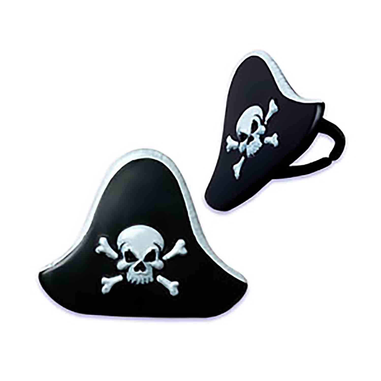 Pirate Hat Rings