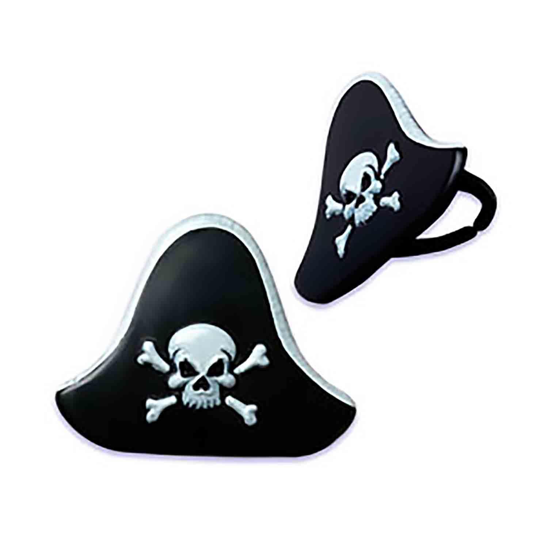 Pirate Hat Rings