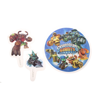 Skylanders Pop Top Set