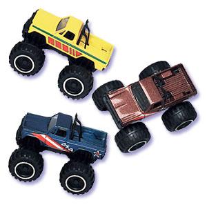 Pickup Truck 4 x 4 Novelties