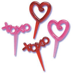 Picks- Hearts and XO's