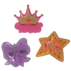 Princess, Diva  Rings