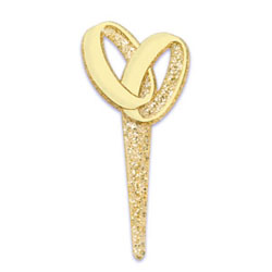 Picks- Double Ring Gold
