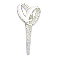 Picks- Double Ring Silver