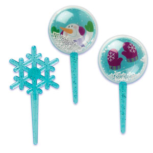 Snow Globe Picks