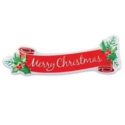 Pop Top- Merry Christmas