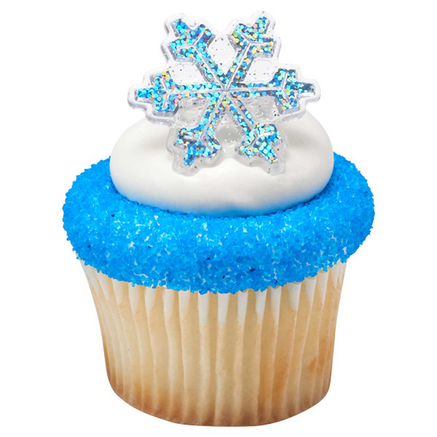 Rings- Holographic Snowflake