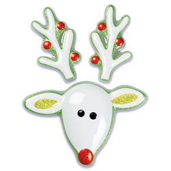 Pop Top- Reindeer