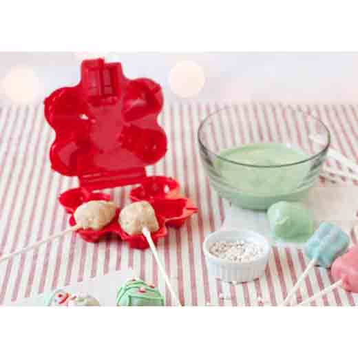 Cake Pop Press - Holiday