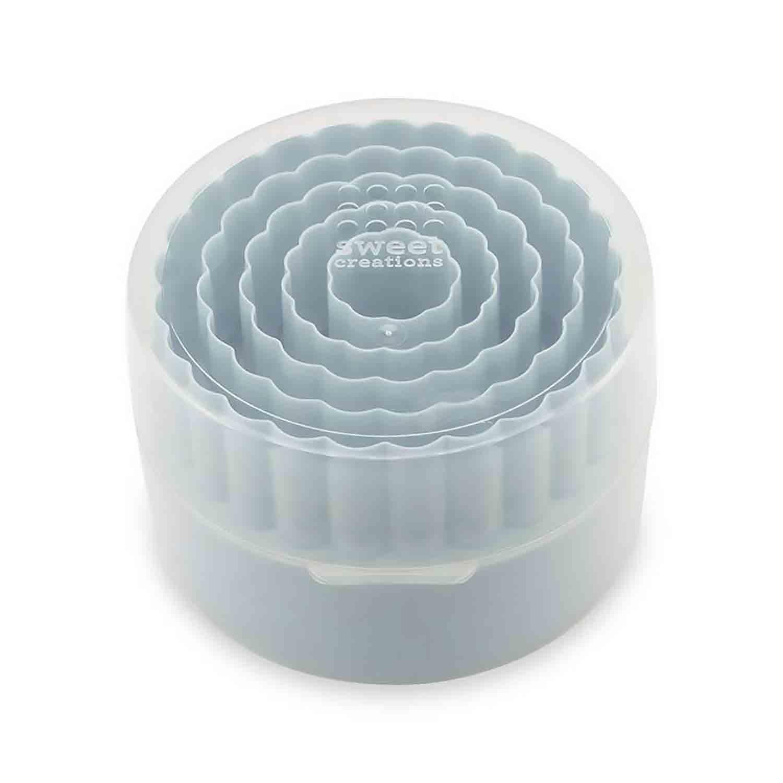 Nesting Round Cutter Set
