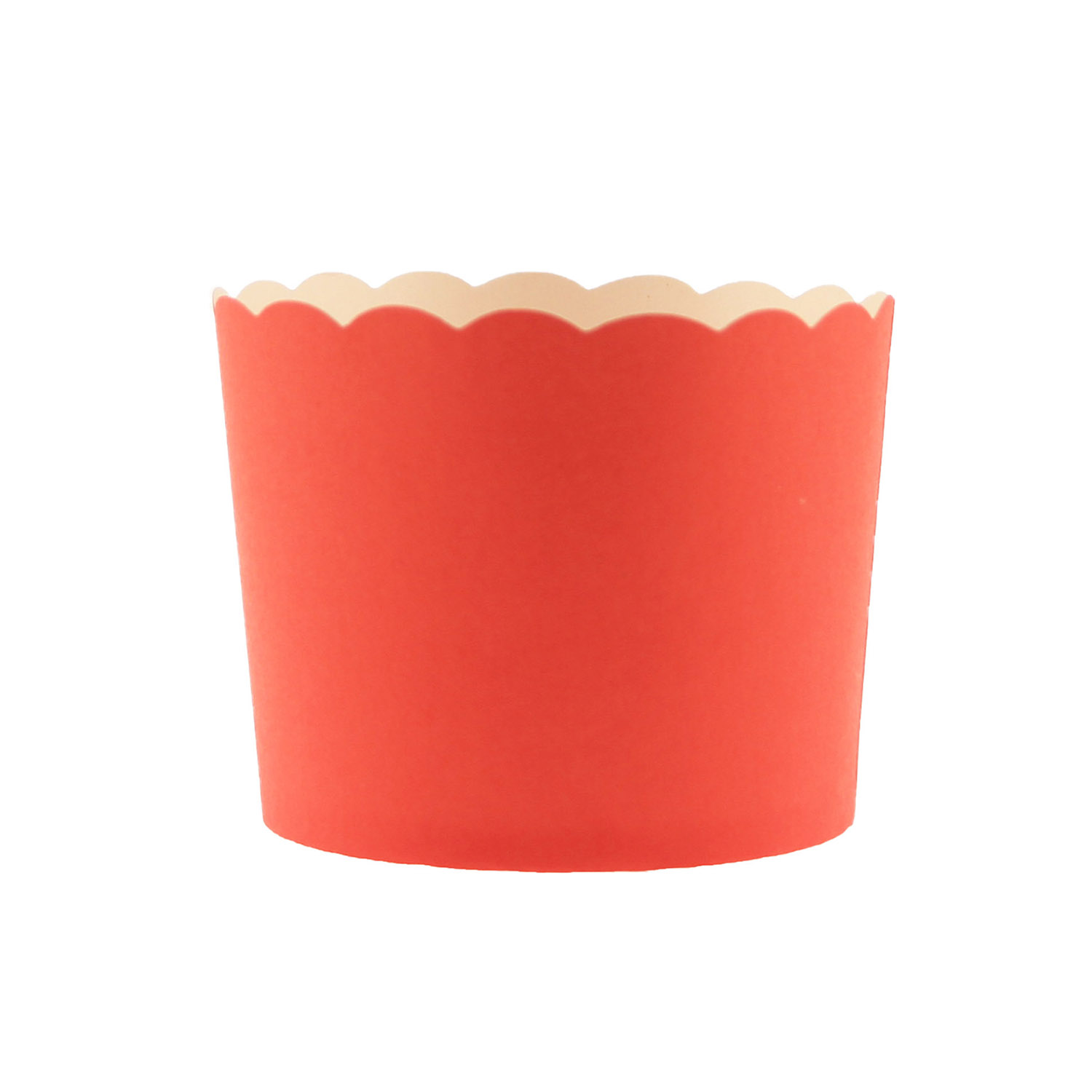 Red Bake In Cups - Sm