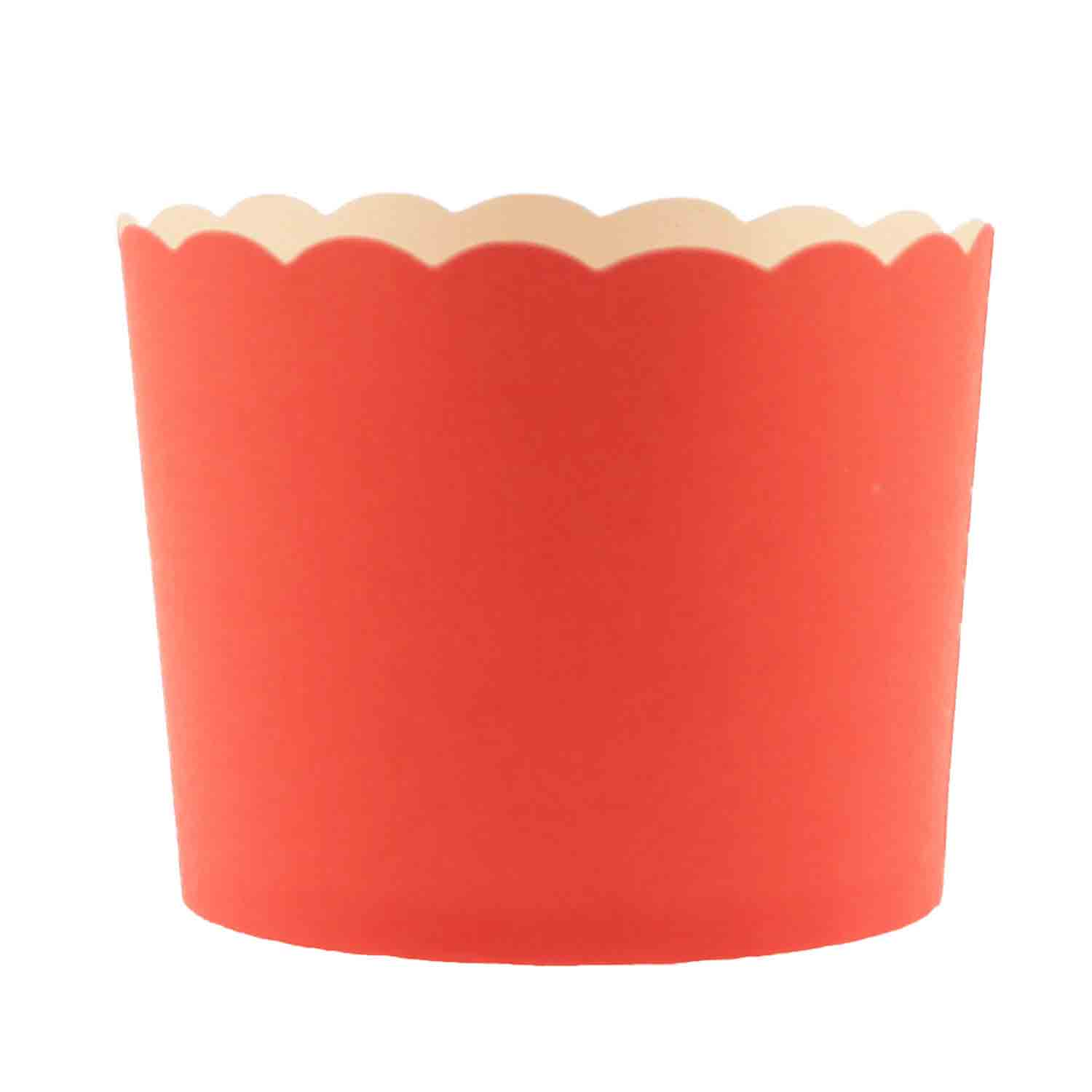 Red Bake In Cups - Lg