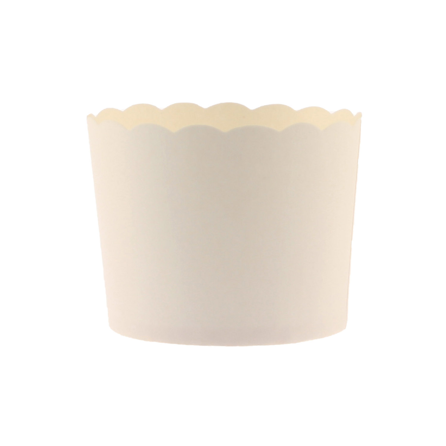 White Bake In Cups - Small