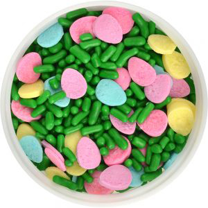 Egg Hunt Sprinkle Mix